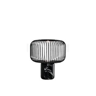 B.lux Keshi, lámpara de sobremesa LED 30 cm