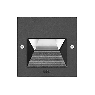 Bega 22230 - recessed wall light LED silver - 22230AK3