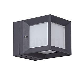 Bega 22423 - wall-/ceiling light LED graphite - 22423K3