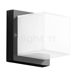 Bega 22444 - wall-/ceiling light silver - 22444A