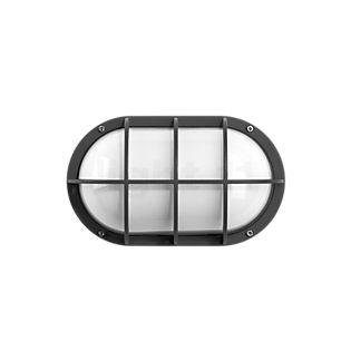 Bega 22862 - Decken-/Wandleuchte LED graphit - 22862K3