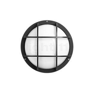 Bega 22878 - Wand- en Plafondlamp grafiet - 22878