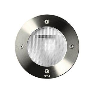 Bega 33020 - wandinbouwlamp LED zilver - 33020K3