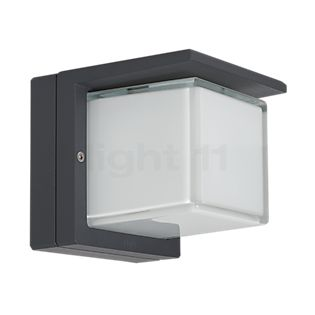 Bega 33327 - wall-/ceiling light LED graphite - 33327K3