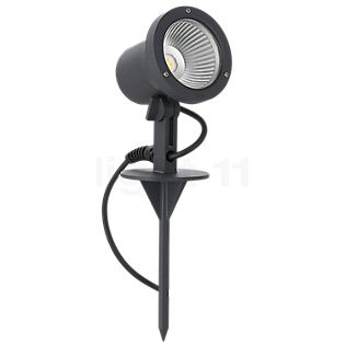 Bega 77325 - LED Spotlight with Ground Spike graphite, 3,000 K - 77325K3