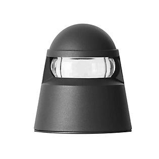 Bega 88730 - bollard light 180° silver - 88730A