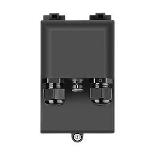 Bega Alimentazione per lampade LED DALI 5-30 W nero - 10528