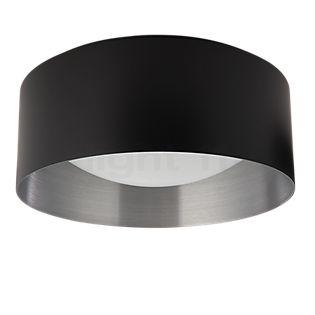 Bega Indoor Studio Line Deckenleuchte LED rund schwarz/Aluminium matt - 50174.2K3 , Auslaufartikel