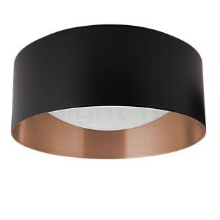 Bega Indoor Studio Line Plafonnier LED rond noir/cuivre mat - 50174.6K3 , fin de série