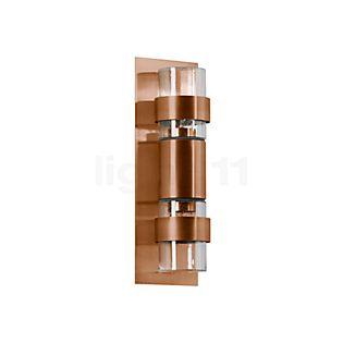 Bega Lampada da parete con riflettore da anello 2 fuochi 60 W - 31226
