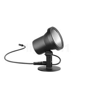 Bega Plug & Play Tuinspot met grondpen LED grafiet - 24367K3 + 13566 incl. Smart Tower