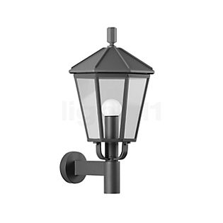 Bega Rom Wandlamp LED grafiet - 31025K3