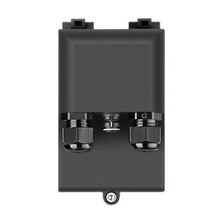 Bega Stroomvoorziening voor LED lampen DALI 5-30 W zwart - 10528