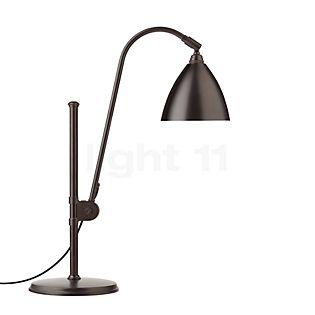 Bestlite BL1 Tafellamp zwart messing zwart