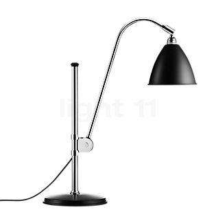Bestlite BL1, lámpara de sobremesa cromo blanco