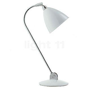Bestlite BL2, lámpara de sobremesa cromo blanco