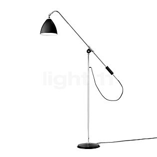 Bestlite BL4, lámpara de pie cromo blanco