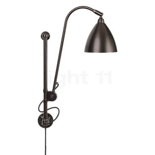 Bestlite BL5 Lampada da parete ottone nero nero