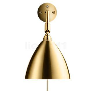Bestlite BL7 Lampada da parete ottone ottone con interruttore