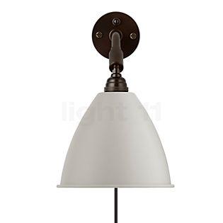 Bestlite BL7, lámpara de pared latón negro negro