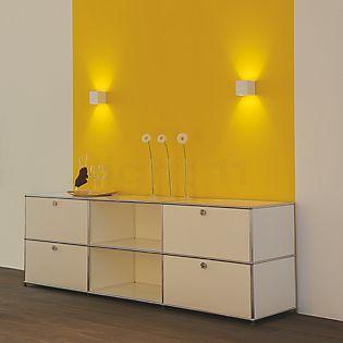 Bruck Cranny Lampada da parete LED dim2warm cromo lucido