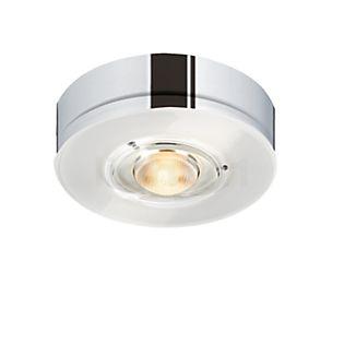 Bruck Euclid Plafonnier LED basse tension dim2warm chrome mat