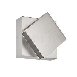 Bruck Scobo Væglampe LED dim2warm aluminium børstet