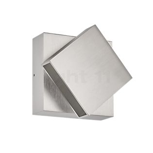 Bruck Scobo Wandlamp LED aluminium geborsteld