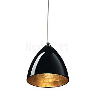 Bruck Silva Down 160 Suspension pour Duolare Rail, chrome brillant noir/doré - 860374ch