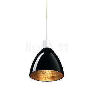 Bruck Silva Neo 160 Down Hanglamp LED AC, wit wit/goud