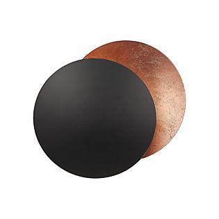 Catellani & Smith Lederam W ø17 cm sort/kobber
