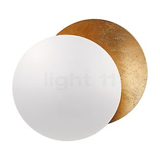 Catellani & Smith Lederam W ø25 cm white/gold