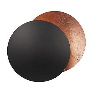 Catellani & Smith Lederam W ø25 cm zwart/goud