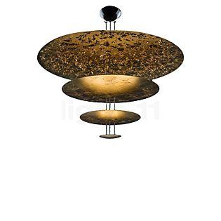Catellani & Smith Macchina della Luce Pendelleuchte LED mod. A, gold