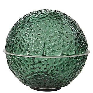 Catellani & Smith Medousê Floor Light LED green, ø30 cm