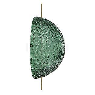 Catellani & Smith Medousê, lámpara de pared verde, ø30 cm
