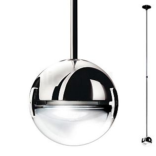 Cini&Nils Convivio Hanglamp LED chroom