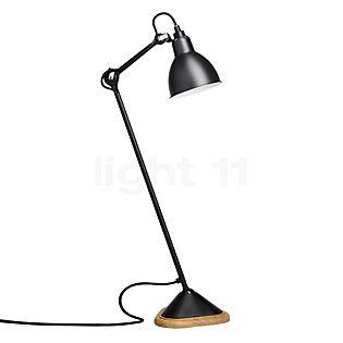 DCW Lampe Gras No 206 Lampe de table noir