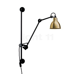 DCW Lampe Gras No 210 Wandlamp messing