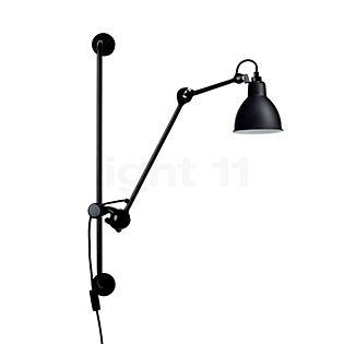 DCW Lampe Gras No 210 Wandleuchte schwarz