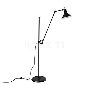 DCW Lampe Gras No 215 Stehleuchte schwarz zwart