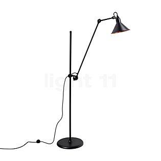 DCW Lampe Gras No 215 Stehleuchte schwarz schwarz/Kupfer