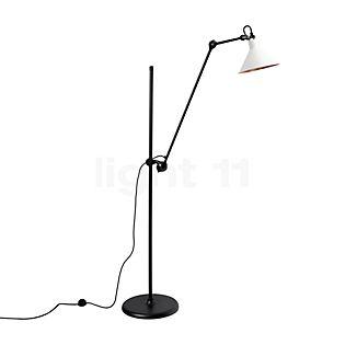 DCW Lampe Gras No 215 Stehleuchte schwarz weiß/Kupfer