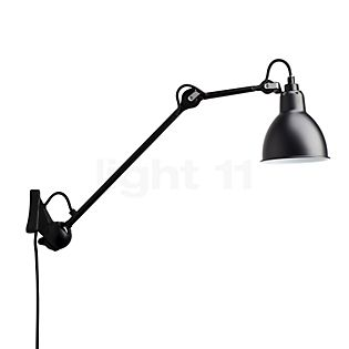 DCW Lampe Gras No 222 Lampada da parete nera nero