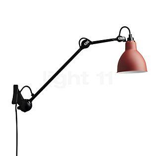 DCW Lampe Gras No 222 Væglampe sort sort