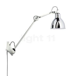 DCW Lampe Gras No 222 Wall light white chrome