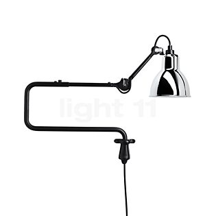 DCW Lampe Gras No 303 Væglampe krom