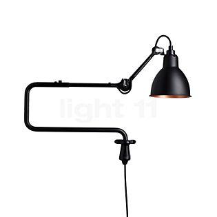 DCW Lampe Gras No 303 Væglampe sort/kobber