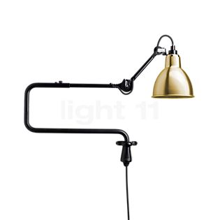 DCW Lampe Gras No 303 Wandleuchte Messing