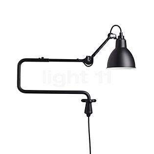 DCW Lampe Gras No 303, lámpara de pared negro